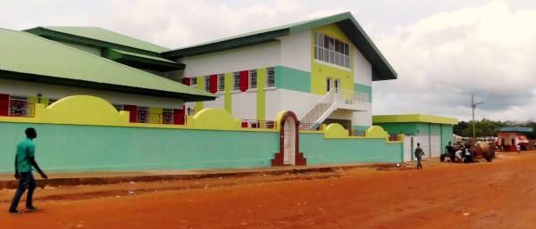 L`Hospital en Guinea-Bissau