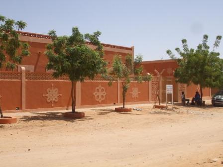 De nieuwe Kinderhuis in Agadez