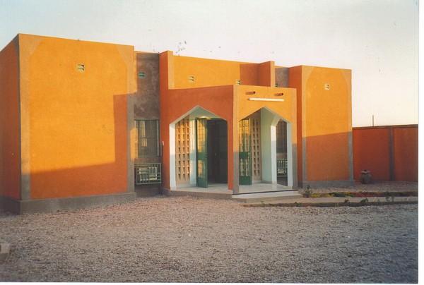 La maison des enfants à Maradi a été ouvert en 2000