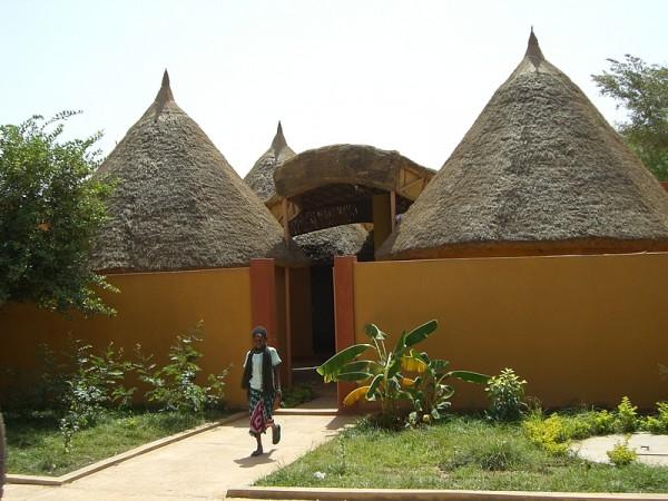 La Maison des Enfants à Niamey