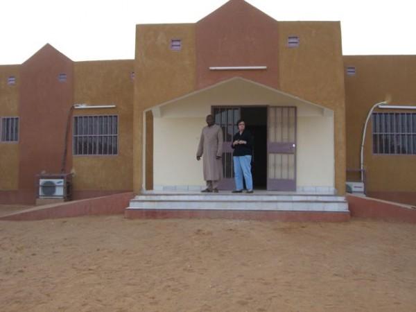 La Maison des Enfants à Tahoua existe de 1996
